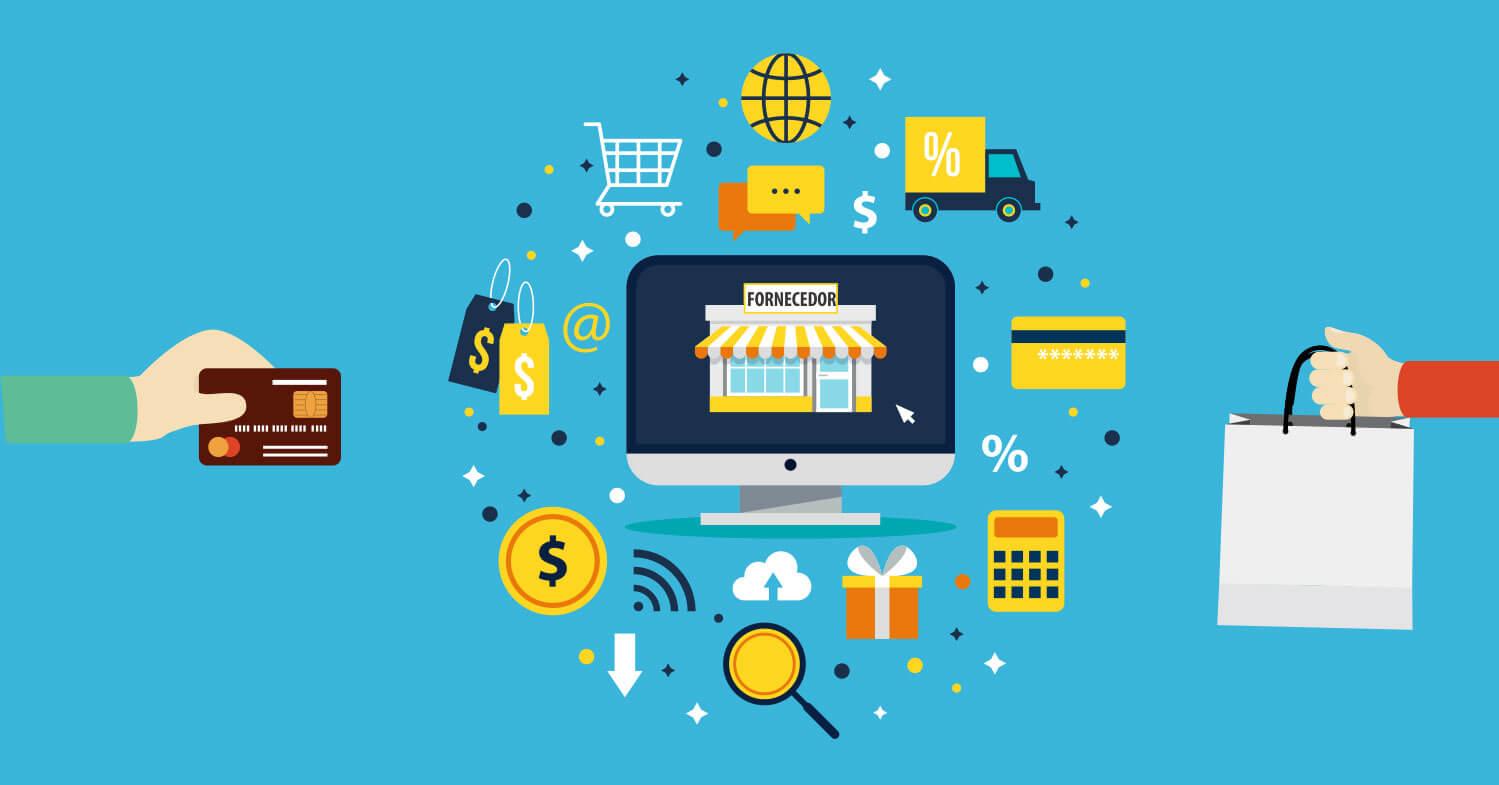 Facilite suas Compras - Vantagens de Comprar pela Internet