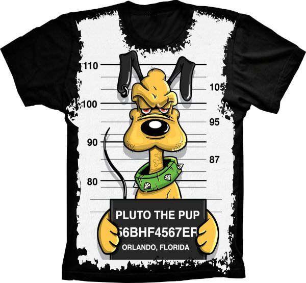 Camiseta Pluto Malvado