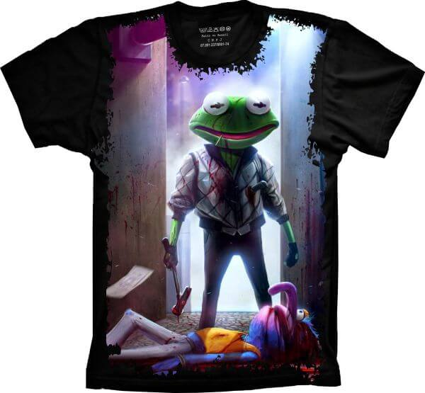 Camiseta Caco Malvado